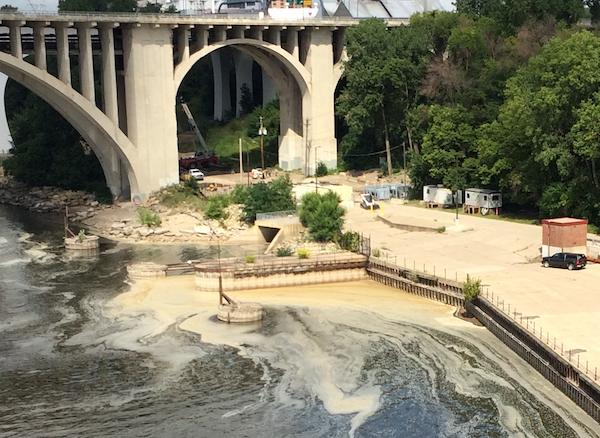 Pollution Downstream